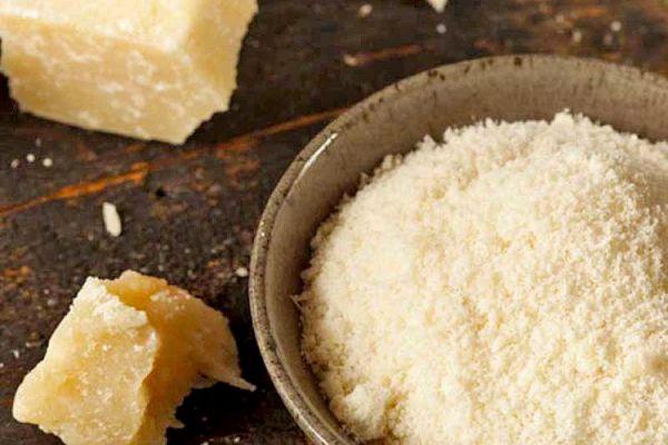 Risultato immagini per parmigiano grattugiato